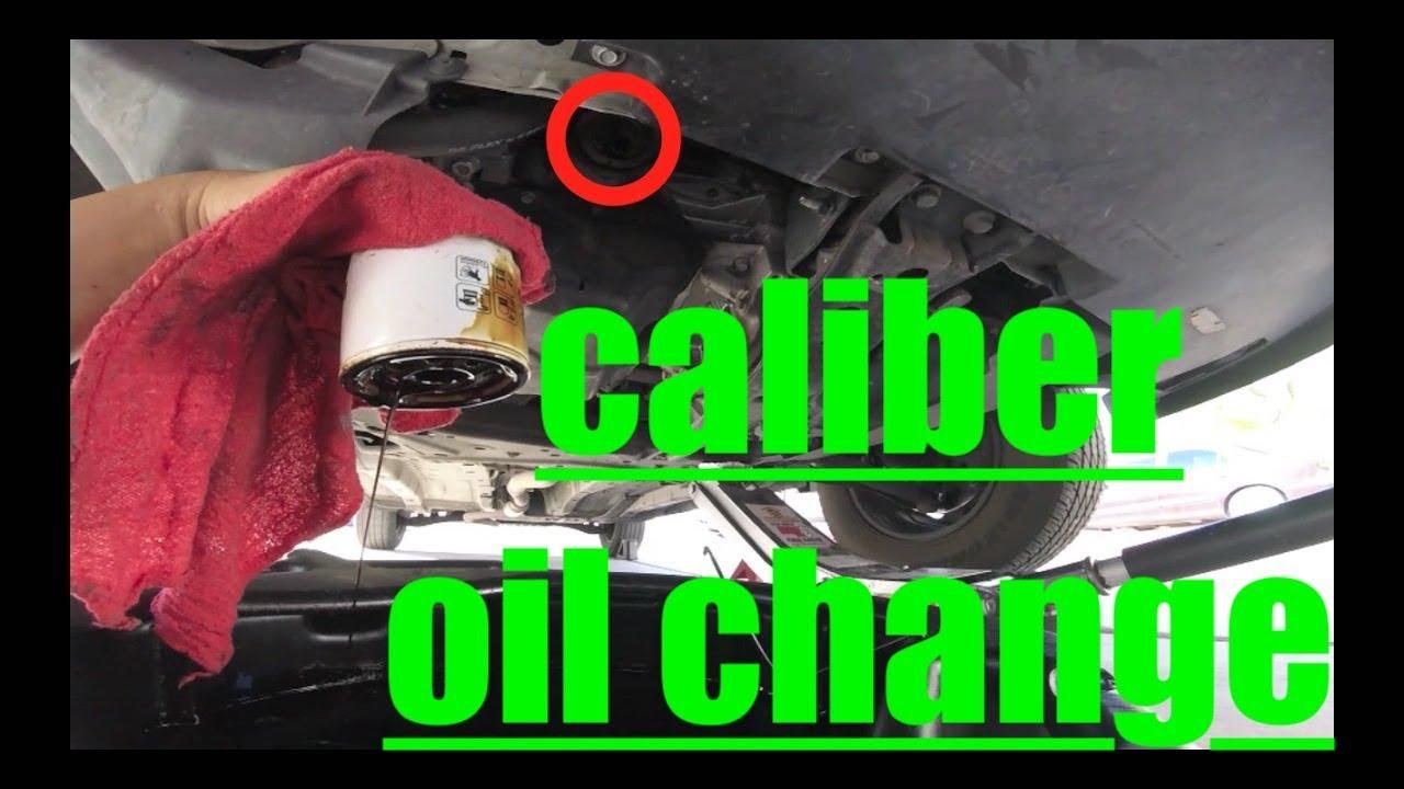Easy Oil Change Reset Light 07 12 Dodge Caliber Fix It Angel Fuse Box Repair