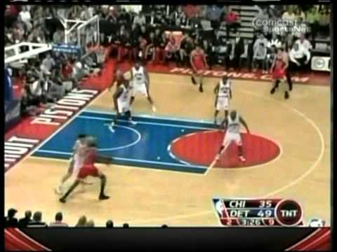Top 10 2007 NBA Playoffs