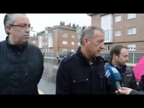 EL AYUNTAMIENTO DE VILLAVICIOSA INAUGURA LA ROTONDA PINTOR GUILLERMO SIMON MARZO 2015