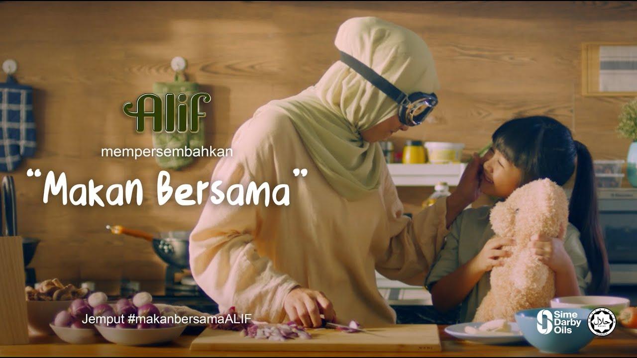 Makan Bersama ALIF Raya TVC is Experts' Choice