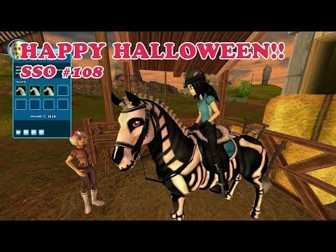 Star Stable Online - Happy Halloween!! (Lees beschrijving)   SSO Let's Play #108
