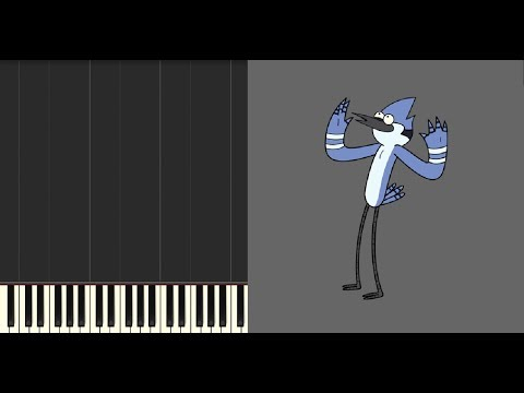 Regular Show | Gary Vs. David (Season 7) Synthesia