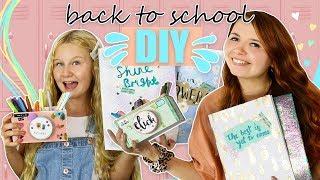 Coole back to School DIY´s mit MAVIE NOELLE || Foxy Draws