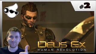 Deus Ex: Human Revolution - прохождение, обзор Часть 2