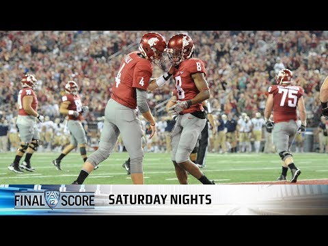 Highlights: Washington State shuts out Montana State to begin 2017 campaign