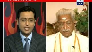 ABP News talks to VHP leader Ashok Singhal