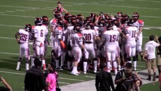 Highlights - Gilmer Buckeyes @ Chapel Hill Bulldogs - Oct 4, 2013