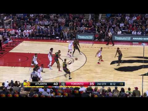 Kyle Korver Drains 6 Threes In Win Over Raptors