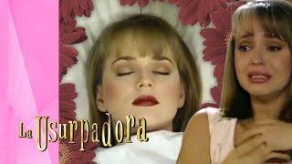 La muerte de Paola Bracho La Usurpadora Televisa