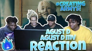 Baixar Agust D 'Agust D' MV - REACTION   SUGA'S TONGUE TECHNOLOGY😳🤯