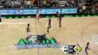 NBA Top 10 Reverse, Windmill, 360 Dunks 2007/2008