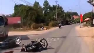 Video Lucu Freestyle Motor Gagal