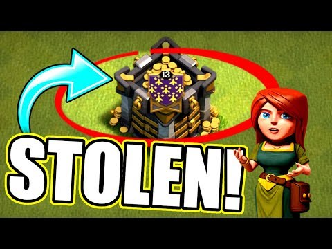THIS CLAN HAS BEEN STOLEN IN CLASH OF CLANS!! - SAVAGE 7 (CLAN FAMILY)