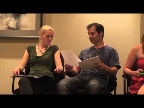 FOR THE LOVE OF PETE - 1st SCENE Reading by David Kurtz