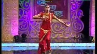 Ku.Pramodita Shalik Preet Shende-Nagpur-Mala Lagali kunachi Uchaki-DAM DAMA DAM-12.wmv