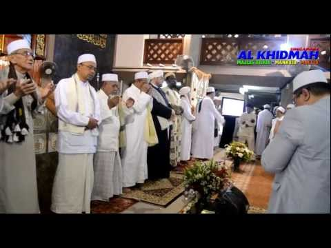 MAJLIS DZIKIR MAULIDURRASUL SAW & HAUL AKBAR SINGAPURA 2012 - Maulid