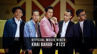 Gambar cover KHAI BAHAR - #123 (Official Music Video with lyric)