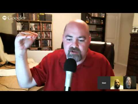 The Ra Men podcast EP1 with AronRa & Matt Dillahunty - AronRa  - JZzKayhMrdw -