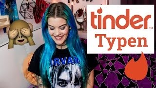 TINDER TYPEN - Was dein Tinderprofil über dich aussagt