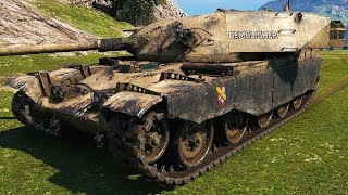 T95/FV4201 Chieftain - BRAVEHEART ARTY - World of Tanks Gameplay