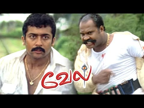 Vel Tamil Movie Scenes   Climax   Surya stays with his adopted family   Surya and Asin gets united
