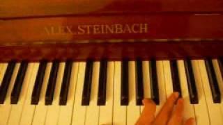 Piano Tutorial - Yue Lai Yue Ai 越來越愛, Fahrenheit 飛輪海