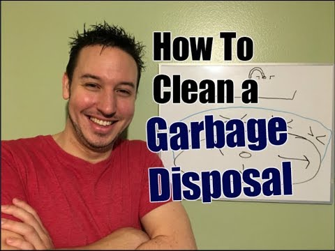 How To Clean a Garbage Disposal | Unclog & Deodorize