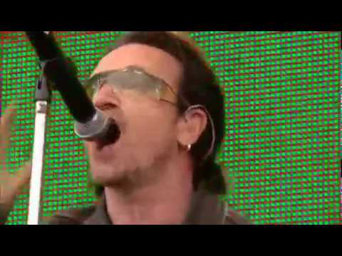 Beautiful day U2 Live8