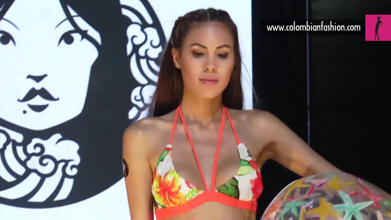 Pasarela Yuriko   Neiva Expomoda 2017
