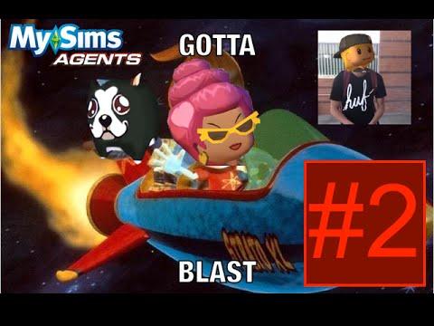 MySims Agents: Episode 2 (I Shirley Gotta Blast!)