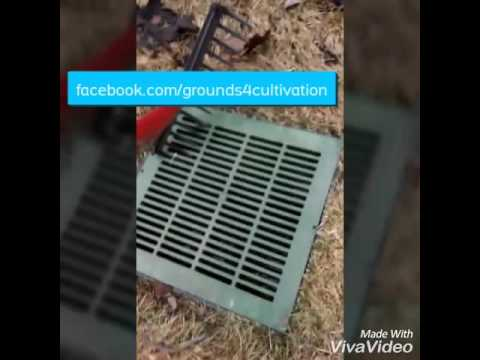 How To Fix Standing Water In Yard Youtube