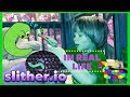 SlitherIo in REAL life EXCLUSIVE Slither.Io Pretended Play
