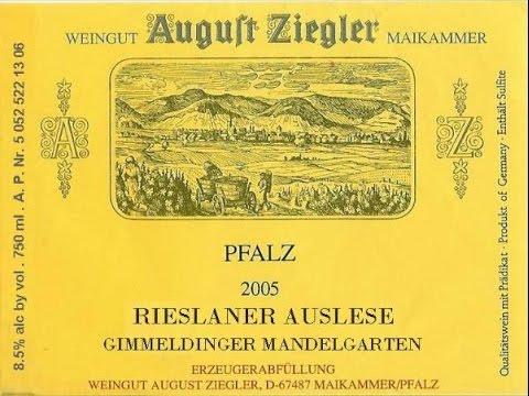 Kabinett? Spatlese?  Auslese? Qualitatswein mit Pradikat and German Wine labels.