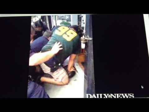 NYPD kill man