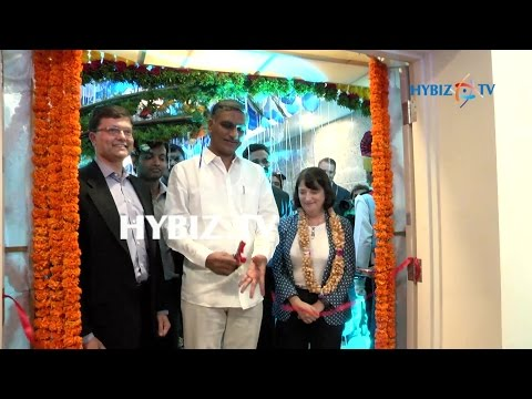 Harish Rao Minister Inaugurates Salesforce new Center of Excellence in Hyderabad | hybiz