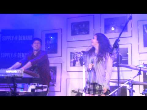 Charli XCX - Take My Hand (HD) - Proud Camden - 09.08.13