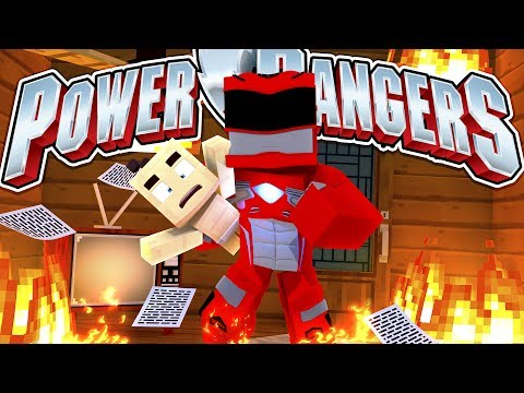 POWER RANGERS - SAVING BABIES & THE WORLD?!!!