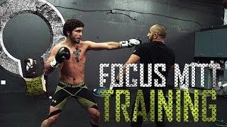 """MMA Training - Boxing Biomechanics with """"Machine Gun"""" Matt Sayles"""