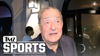 BOB ARUM -- IF FLOYD DOESN'T FIGHT CONOR ... Manny Pacquiao Will!!! | TMZ Sports