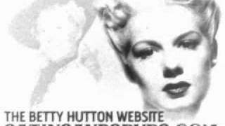 Watch Betty Hutton Stuff Like That There video