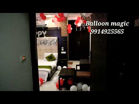 balloon-decorations-room-decorations-for-surprise-birthday-in-chandigarh
