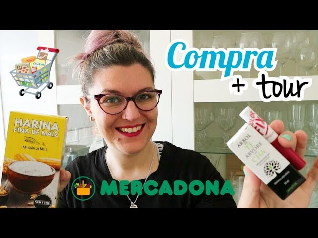 COMPRA SEMANAL MERCADONA | Novedades Mercadona Mayo 2019 + Tour Tienda