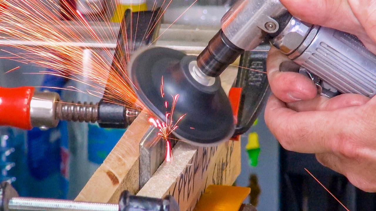 Sharpening Chipper Blades