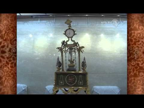 Antique Clock Damaged at Forbidden City Palace Museum