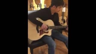 Bèo dạt mây trôi - Acoustic Guitar