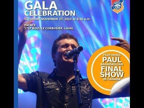 Paul Baghdadlian - The King's Final Performance
