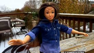 Очень реалистичную куклу сделали в США (новости)
