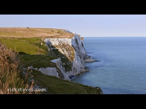 Dover, England: Historic Castle and White Cliffs