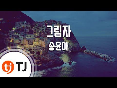 [TJ노래방] 그림자(온에어OST) - 송윤아 (Shadow - Song Yun Ah) / TJ Karaoke