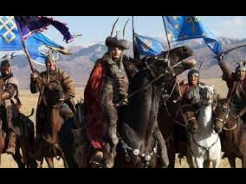 History of Kazakhstan since ancient times.  Part-1
